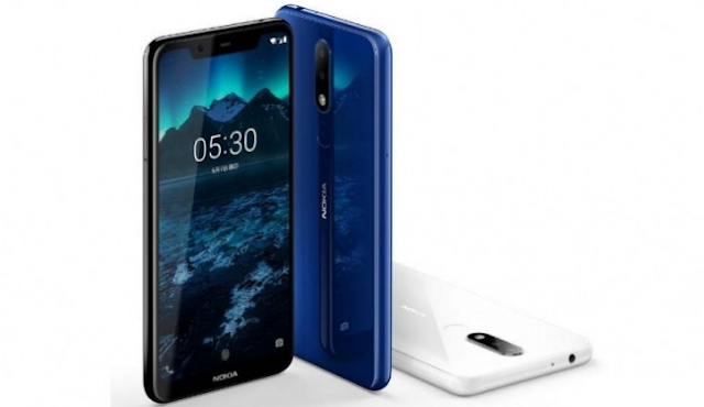 Nokia 5.1 Plus got another refresh, these progressions will be seen.