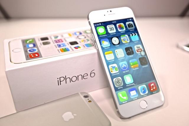 Màn hình mặt kính iPhone 6 chính hãng