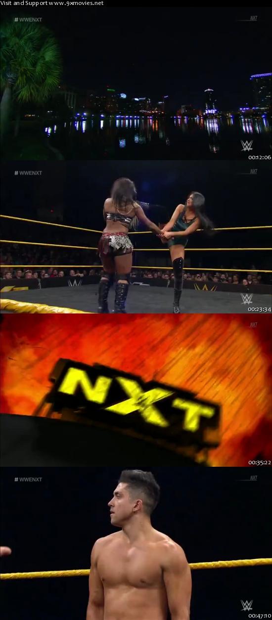 WWE NXT 08 March 2017 WEBRip 480p