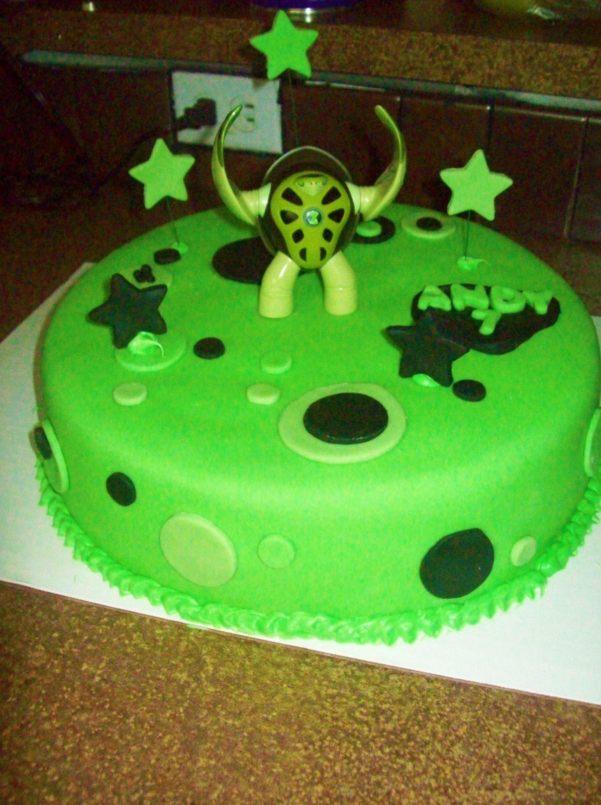 Cakes By Design Ben 10 Cake