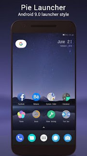 android p launcher free