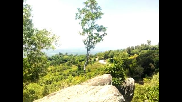 rute, jalan, lokasi menuju gunung gambar gunungkidul