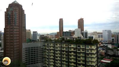 Cityscape View from Hotel Istana, Kuala Lumpur City Centre