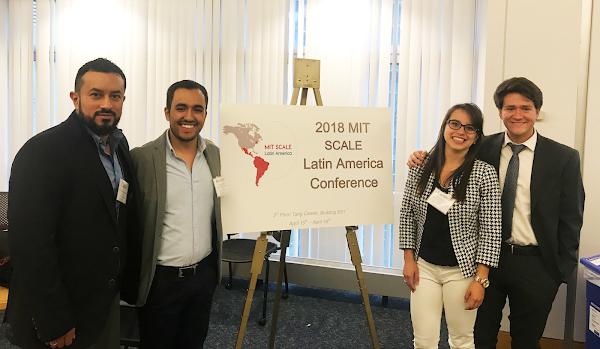 Destacada participación de la USFQ en congreso internacional del MIT en Estados Unidos
