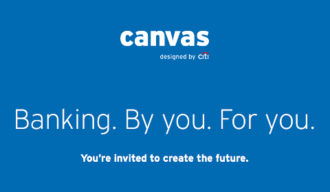Canvas, designed by Citi