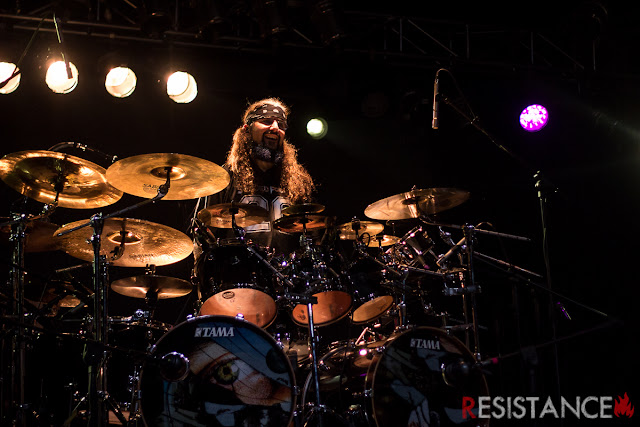 #Galería:  Mike Portnoy's Shattered Fortress