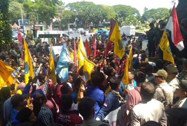 Sarat Ditunggangi Ormas, Aksi BEM PTAI di Gedung DPR Ditunda
