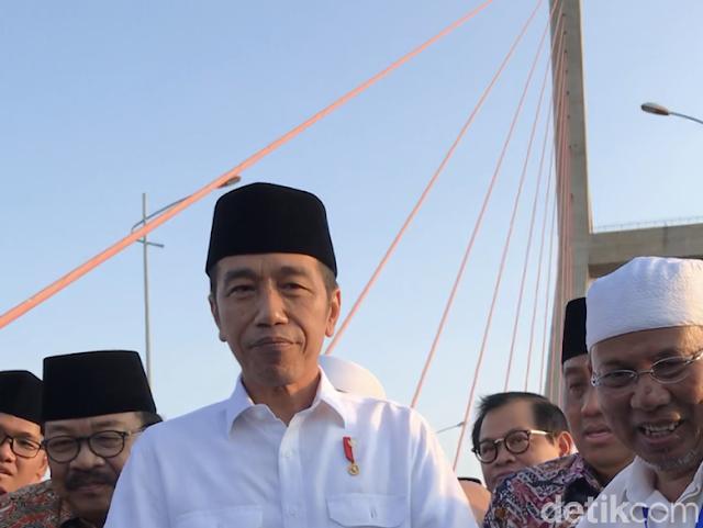 Jokowi Kecam Serangan Rudal Israel yang Hantam RS Indonesia di Gaza