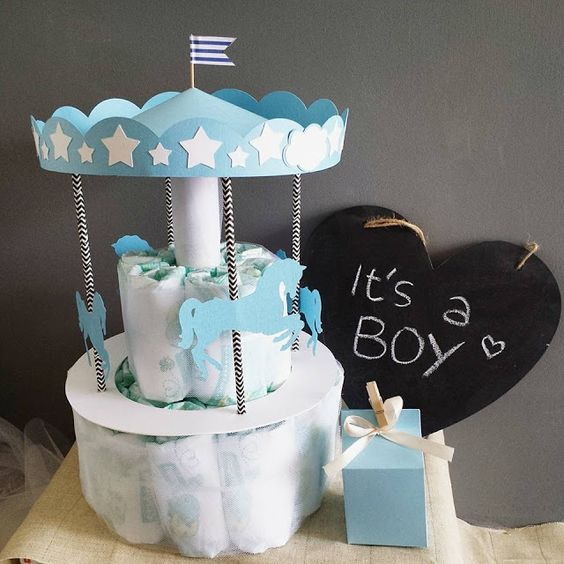 33 Mejores Centros De Mesa Para Baby Shower 2019