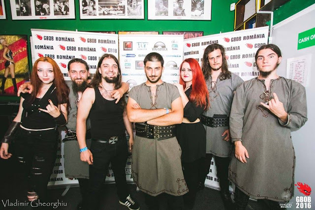 Interview with KA GAIA AN, Folk Metal Band from Romania, Interview with KA GAIA AN Folk Metal Band from Romania