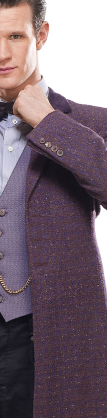 Making My 11th Doctor Costume Series Five Costume Index