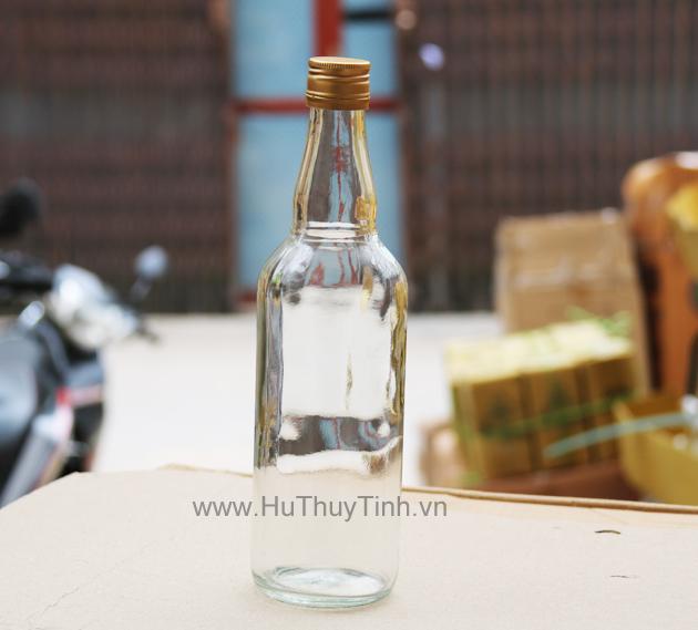 Chai thuy tinh 500ml