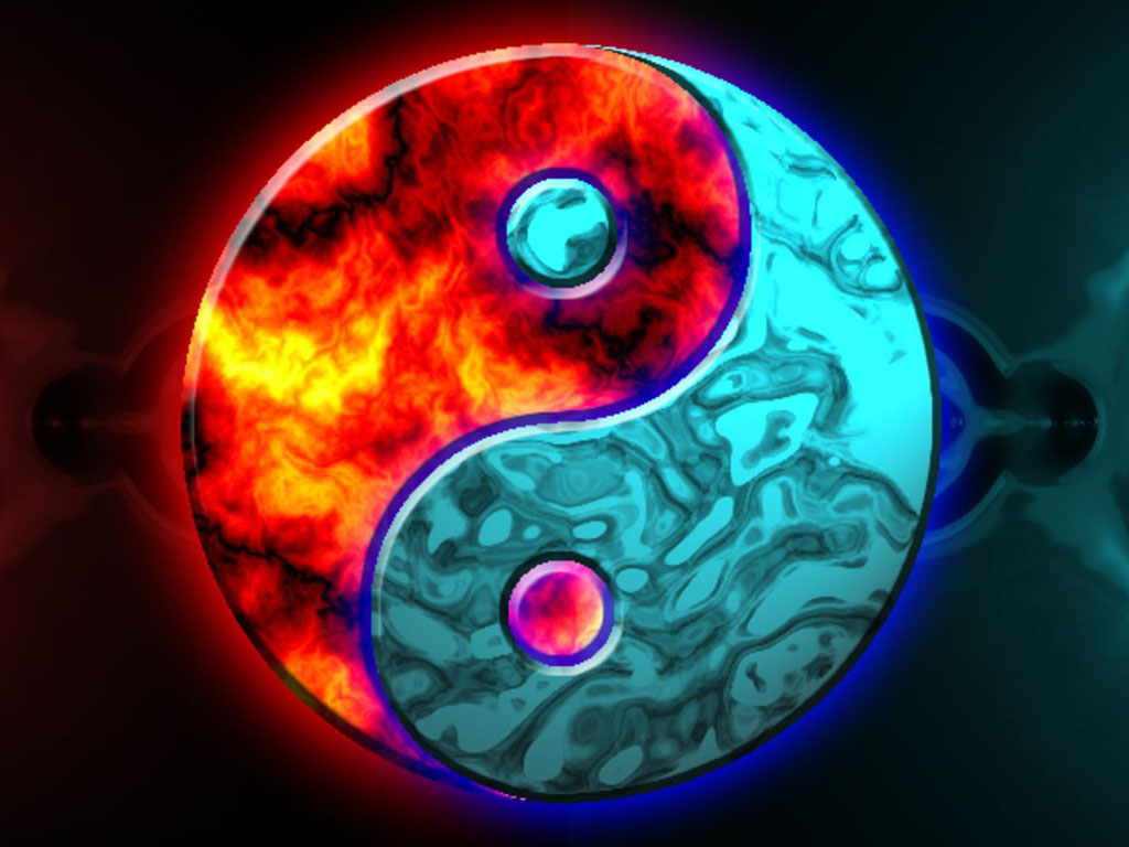 Free miscellaneous wallpapers - Yin and yang wallpaper ...