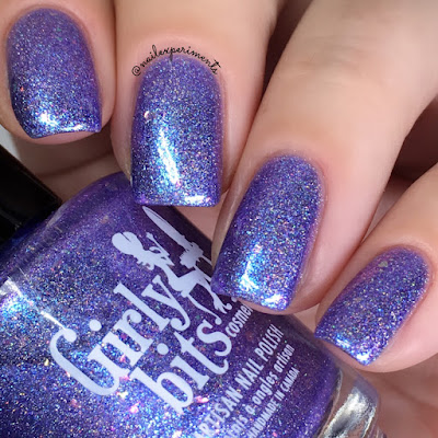 girly bits all the wayans back int he 90's swatch may 2018 polish pickup