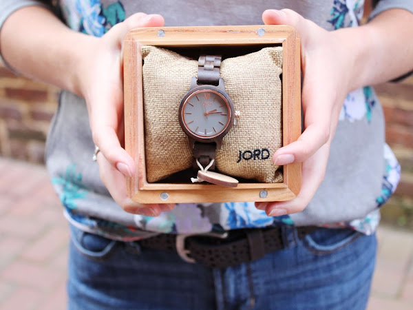 How to Live Eternity Focused + JORD Wood Watches (Giveaway!)