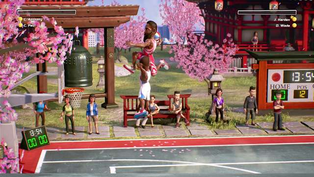 NBA Playgrounds PC Full