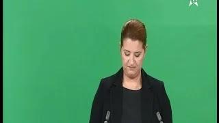 فيديو : خطأ تقني يكشف كواليس تصوير نشرة أخبار قناة مغربية
