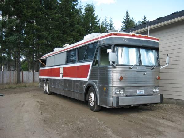 1972 Mci Challenger Bus Conversion Auto Restorationice