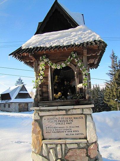 Kapliczka na Gubałówce.