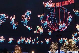 Osborne Family Spectacle at Disney World