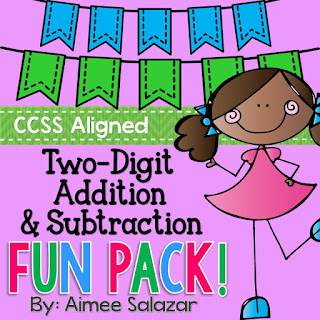 https://www.teacherspayteachers.com/Product/Two-Digit-Addition-and-Subtraction-Activities-1447273