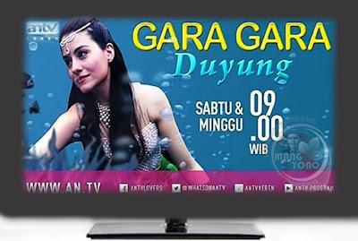 Sinetron Gara Gara Duyung ANTV