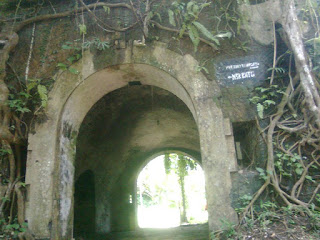 Peninggalan Pulau Nusakambangan