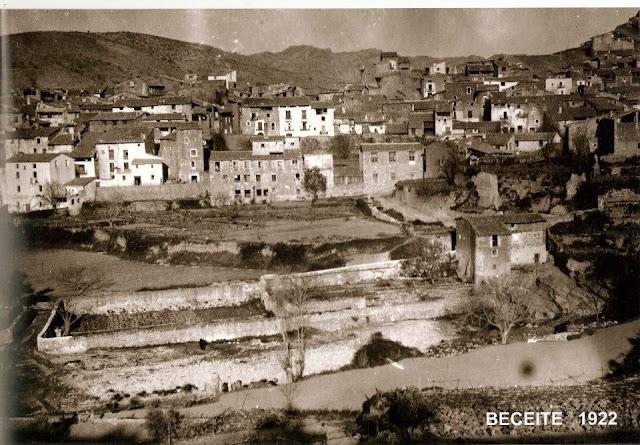 Beceite 1922