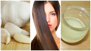 Traitements maison à base de l'ail pour faire repousser les cheveux naturellement