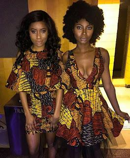 Ankara fashion club style