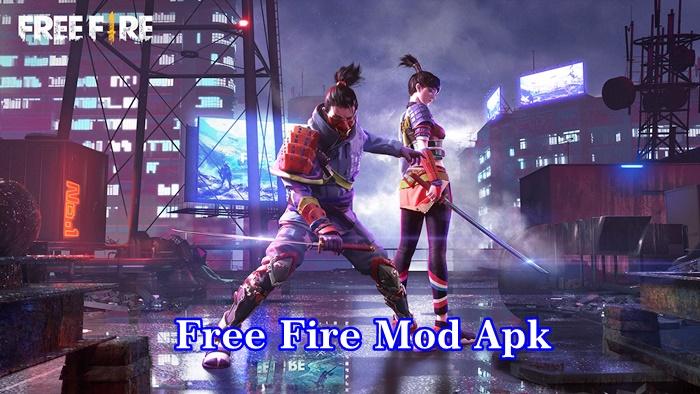 "FF Mod Apk Terbaru 2019 ""Garena Free Fire Mod Unlimited Diamond"""
