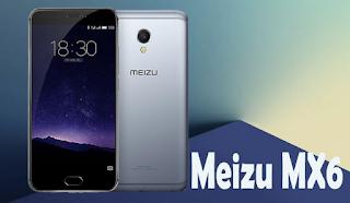 Harga Dan Spesifikasi Meizu MX6