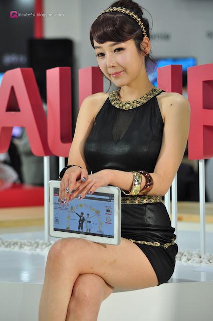 xxx nude girls: Bang Eun Young - KSF R1 2013