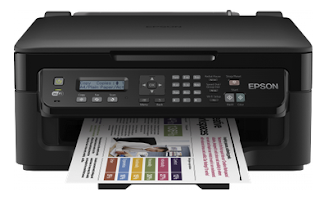 Epson WF-2510WF Driver Free Download - Windows, Mac