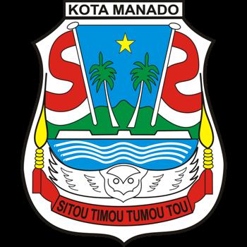 Logo Kota Manado PNG