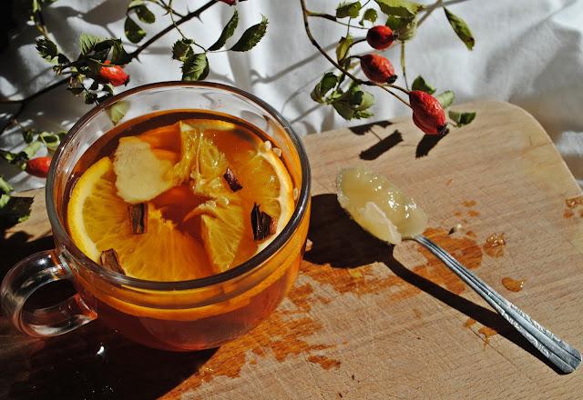 Znalezione obrazy dla zapytania jesienne herbatki