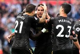 Hasil Pertandingan swansea city vs Newcastle United