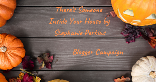 "A ""There's Someone Inside Your House"" by Stephanie Perkins Playlist!"