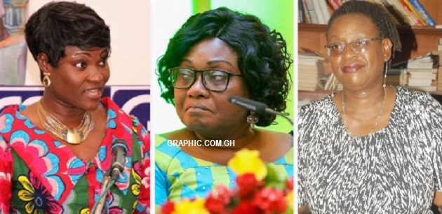 Meet the most powerful women in the Ghanaian media