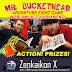 Fight! Mr. Buckethead Adventure Fight Game Worldwide Tournament at Zenkaikon X Hosted by Alex Strang