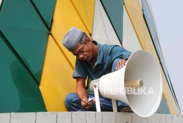 MUI Sumbar Tolak SE Kemenag Terkait Pengeras Suara