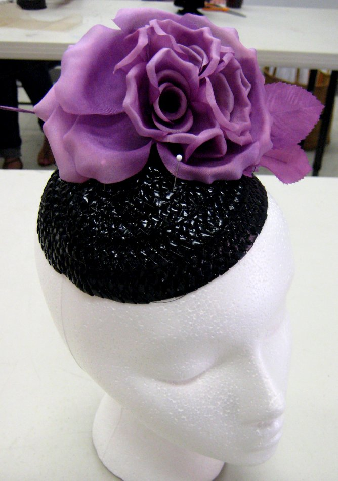 3d3e6482 Here's another demo I did on using Crin (horsehair) and Sinamay as  embellishment. So many other things you can do with these materials, but  hope you'll ...