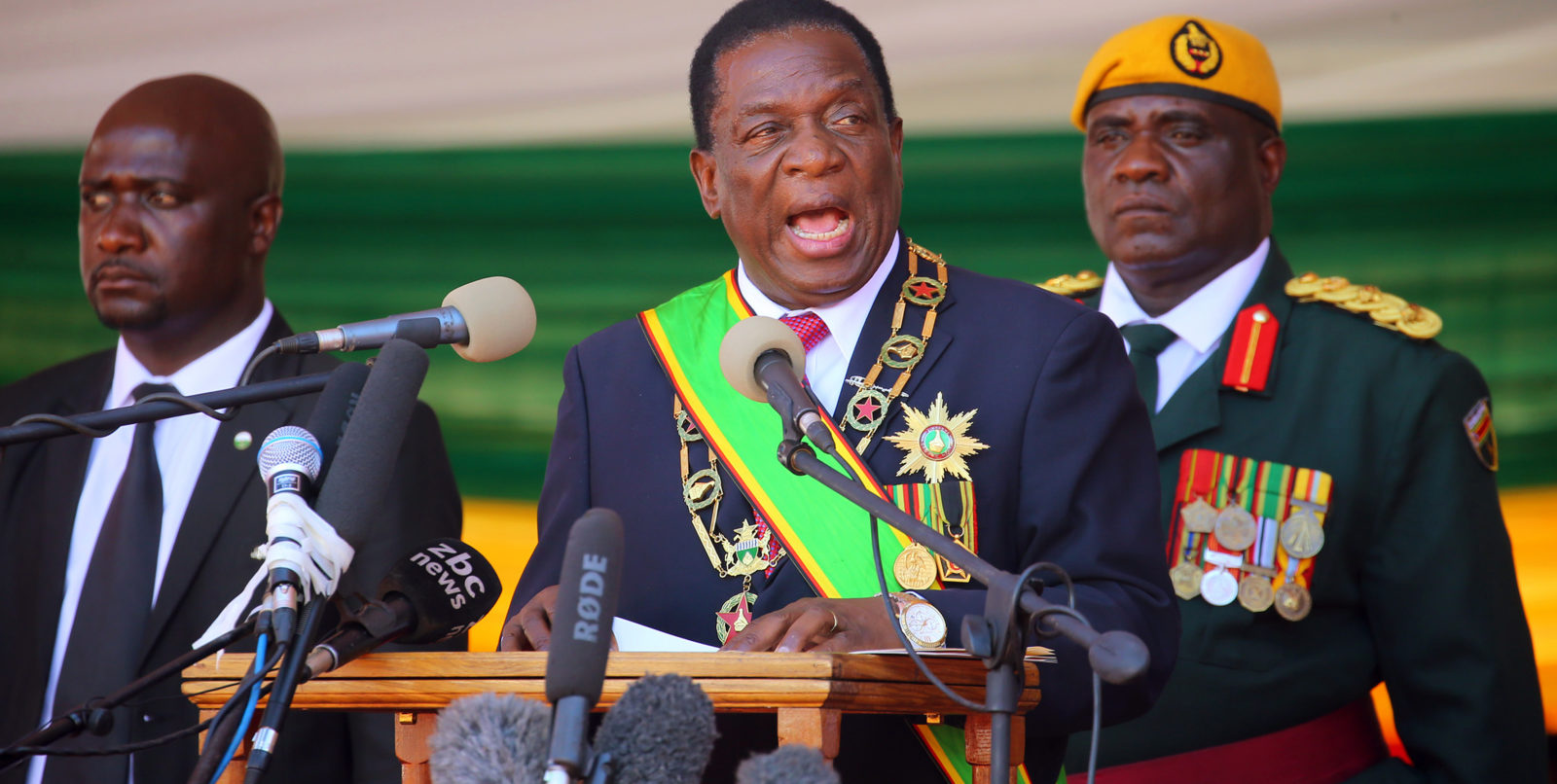 Mnangagwa Takes First 'Thank You' Rally To Mugabe's Home Area – Report