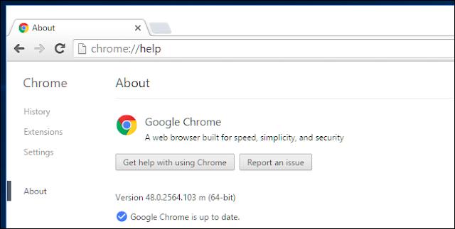 تحديث متصفح جوجول كروم إلى النسخة 64 bit وماهو الفرق بين 32 bit و 64 bit ؟