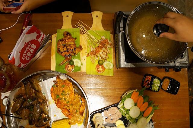 Shabu Shabu ala Gracia Food Garden