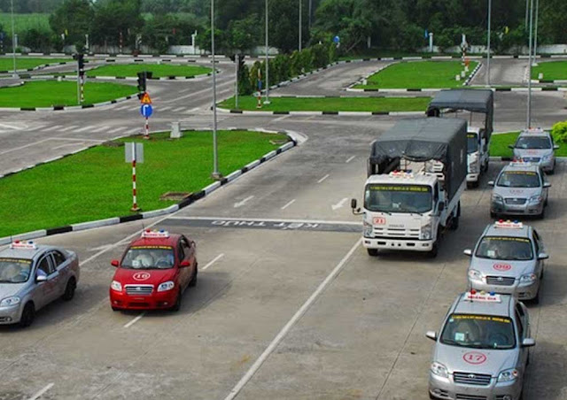 Học lái xe ô tô tại Đồng Nai - Dạy lái xe ô tô Hải Vân