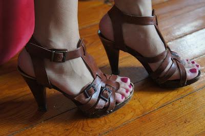 Chaussures à talons André