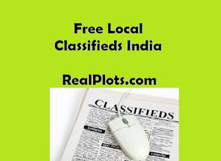 Free Local Classifieds India - RealPlots