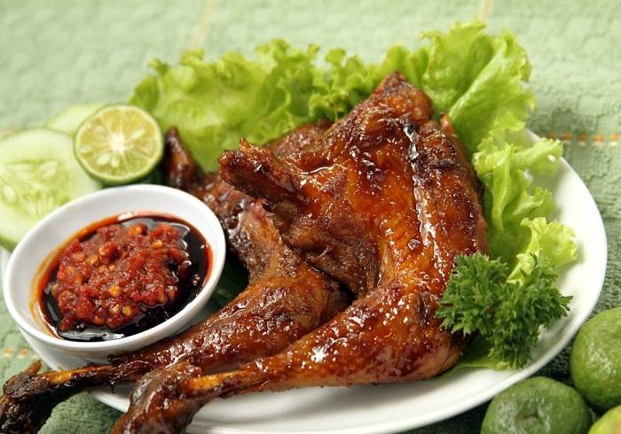 Ayam Bakar Khas Padang