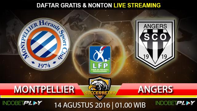 Prediksi Montpellier vs Angers 14 Agustus 2016 (Liga Prancis)